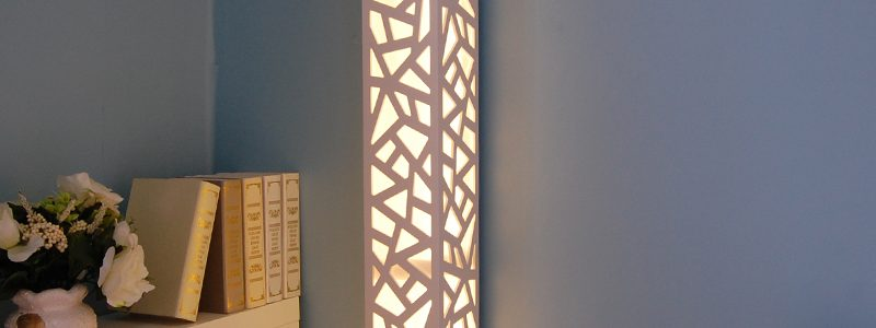 Jasa Laser Cutting Lampu