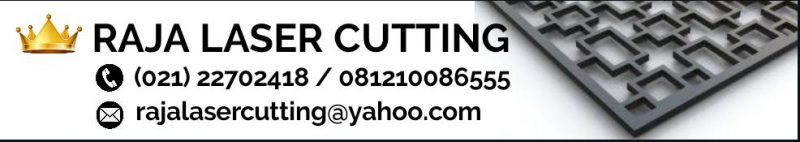Jasa Laser Cutting | cnc router | acp | kayu | mdf | pvc | akrilik | kain | kulit | kertas | di | jakarta
